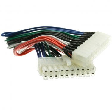 ATX Power Supply Extension, 20 Pin, 9 inch  11W3-07209