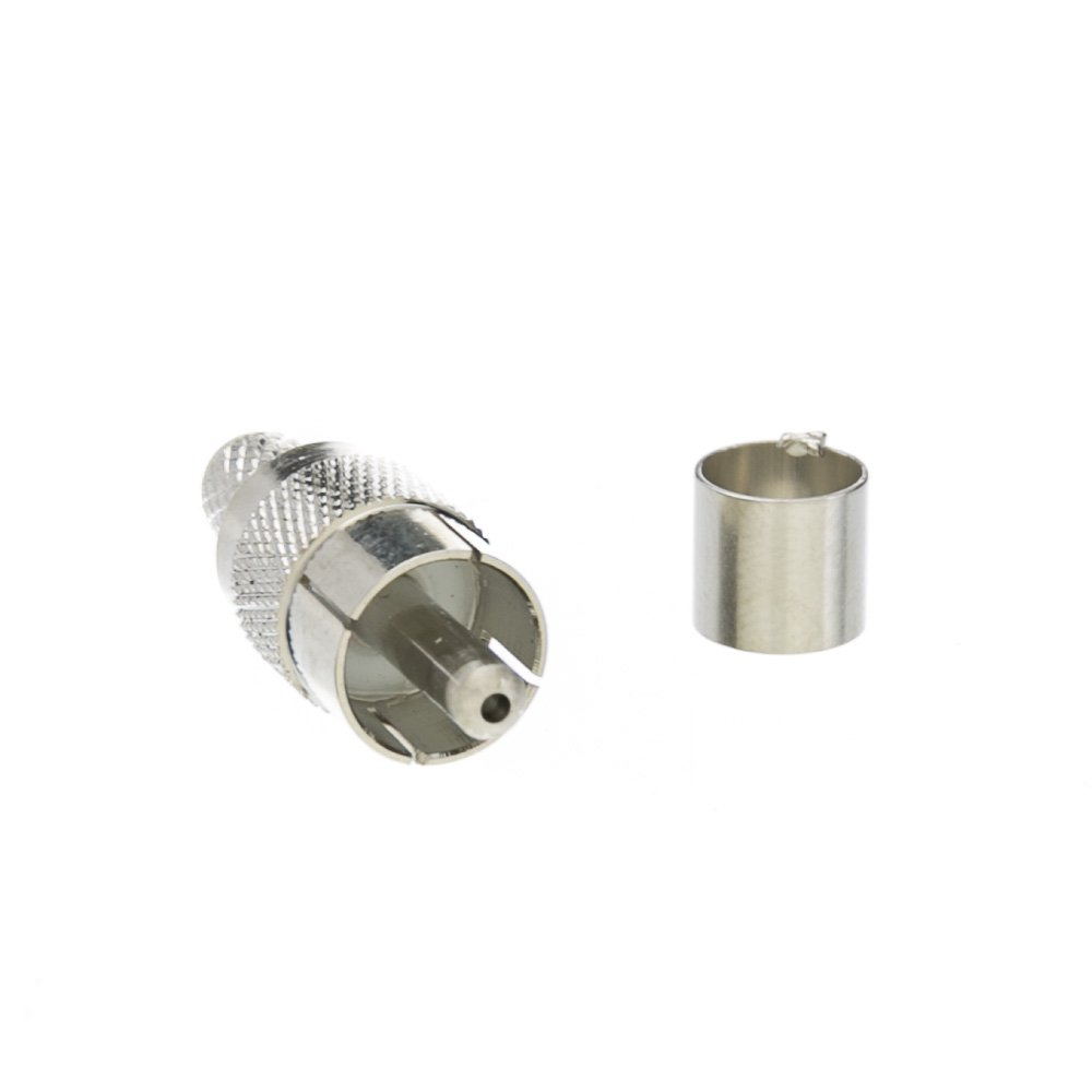 RCA Coaxial Plug for RG59 Cable