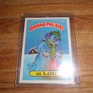 Garbage Pail Kids 1986 Ig Lou Series 4 Card