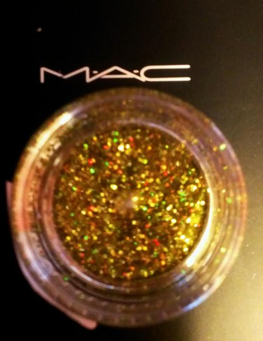 MAC Gold Garnish Glitter Chunky