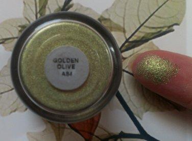 MAC Golden Olive Pigment Sample