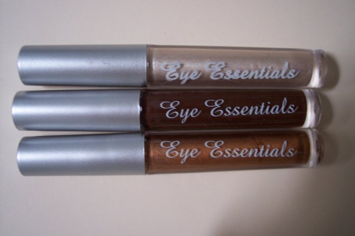 3 pcs of Liquid eye shadow NEW