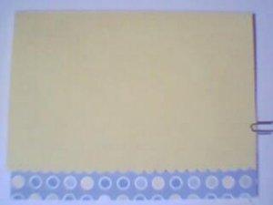 Cool Circles Note Card