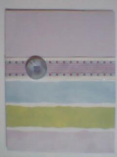 Lavender Breeze Note Card