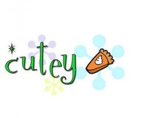 cutey pie short sleeve infant body suit