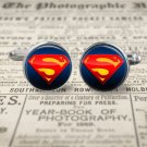 SUPERMAN SYMBOL cuff links
