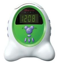 Disney by Memorex DCR5000-B Alarm Clock Radio (Buzz & Beyond)