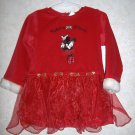Disney Ballerina Minnie Girl's Outfit  Size 24 Months