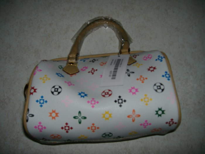 Mini Bowler Handbag