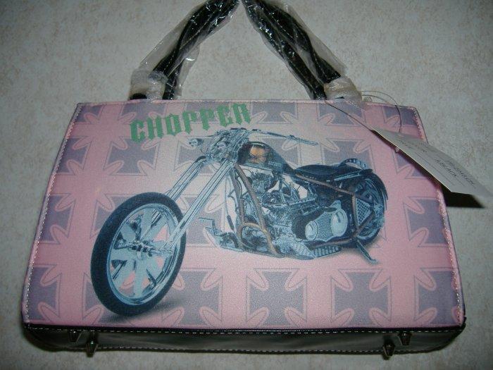 Motorcycle Design  Handbag