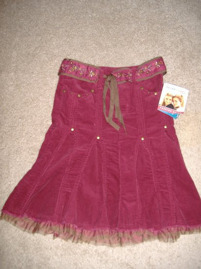 New Mary-KateandAshley Skirt   Size 8
