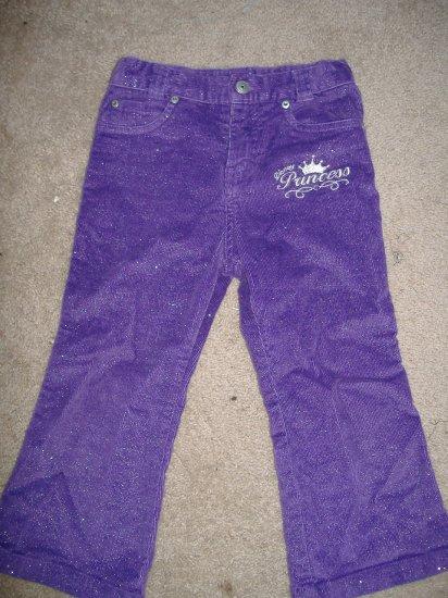Disney's Girl Little Jeans   Size 3