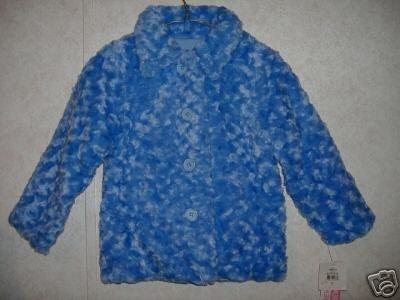 Girl's Reversible Coat   Size 5