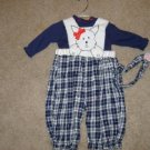 Fine and Dandy Infant Girl's Outfit   Size 3-6 Months