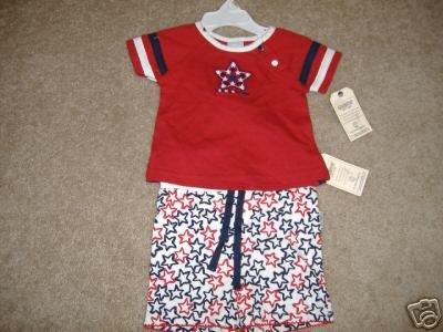 2 Pc Infant Oshkosh Set   Size 0-3 Months