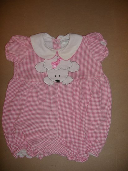 Infant Girl's One Piece  Size 6-9 Months