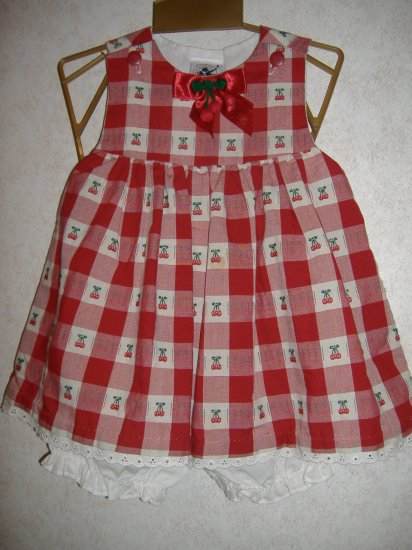 2 Pc Good Lad Infant Girl Outfit    Size 18 mos