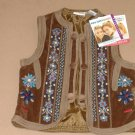 Mary-KateandAshley Vest  ( New )   Size 7 /8