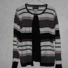 Ladies Sag Harbor Sweater      Size Large