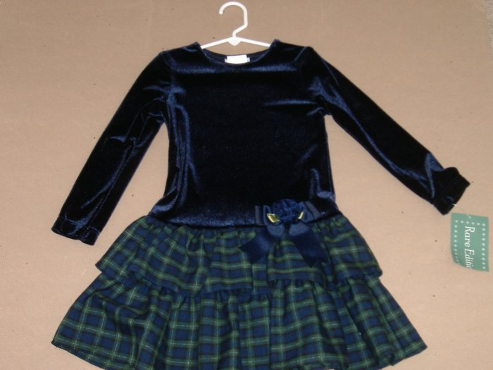 Rare Edition Girl Dress   New    SIZE 5