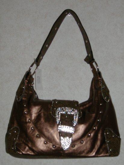 Western  Rhinestone Handbag