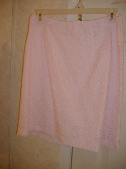 2 Pc Ladies Skirt Set  Size 8 Petite