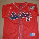 New York Baseball Team Jersey
