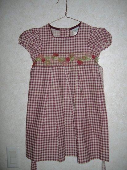Rare Edition Girls Dress  Size 5