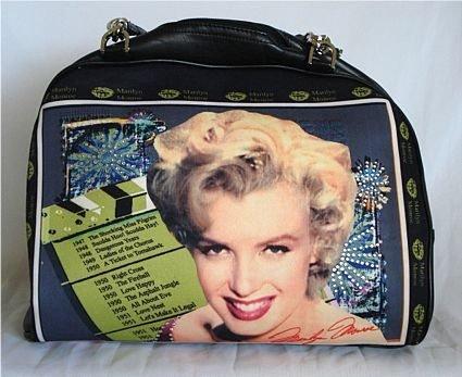 Marilyn Monroe Movie List Handbag