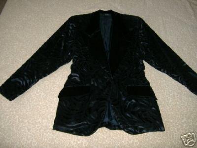 Andrea Jovine Ladies Blazer Size 6