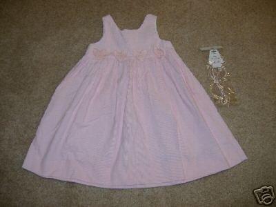 Funtasia Too Adorable Girl Dress  Size 4T