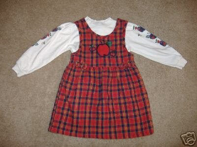 Heath Tex 2 -Piece Set  Size 4T