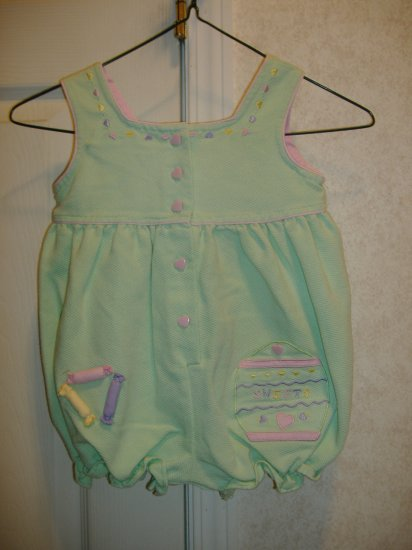 2 Peice Infant Girl Set By B.T. Kids - Size 4T