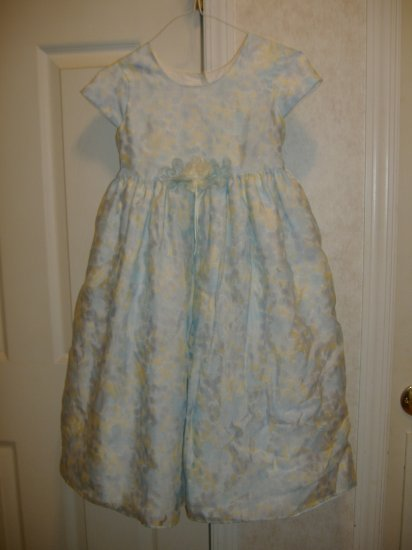 Girl's Dress By George - Size 6x