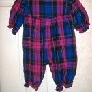 Infant Girl's One Piece Outfit By Nannette - Size 6-9 Months