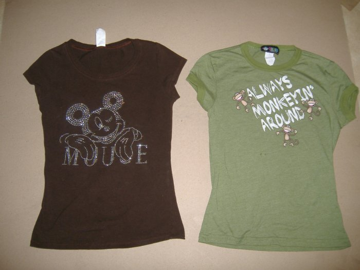 2 Girls Top - Size Small