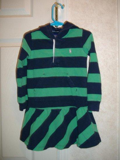 Little Girls Ralph Lauren Dress - Size 4