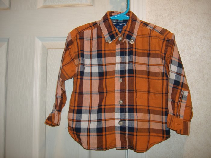 Toddler Boys Shirt By Timber Clothing Co.