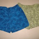 2 - Pair Of Ladies Catalina Shorts - Size Large