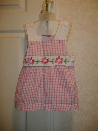2 Piece Toddler Girl Set By Mypal - Size 3T