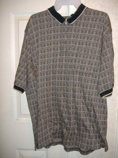 Men's Golf Shirt By Cypress Links - Size XXL