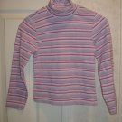 Girls Turtle Neck Top By Hanes Her Way