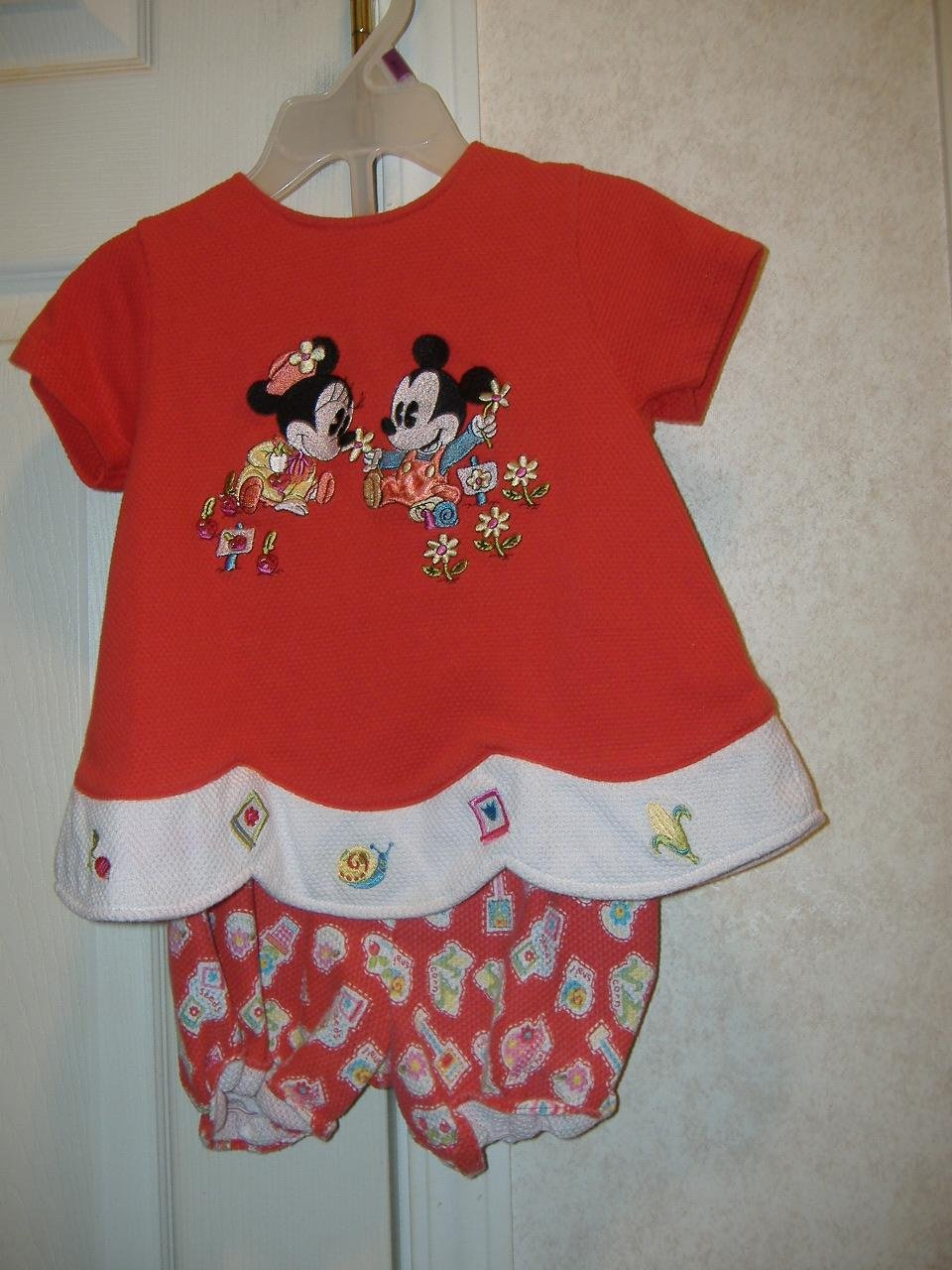 2 Peice Girls Set By Mickey & Co.