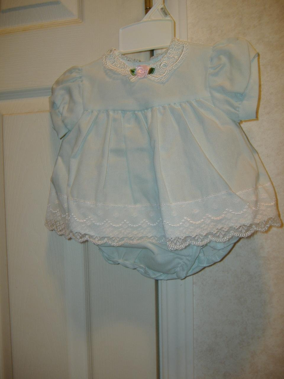 2 Piece Infant Girl Set By Bright Future   Size 0 - 3 Months