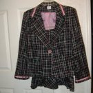 Studio C Ladies 2 Piece Skirt Set  Size 14