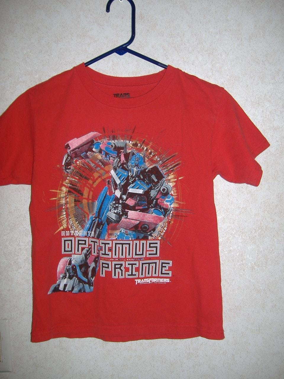 Trans Formers T-Shirt   Size10 / 12