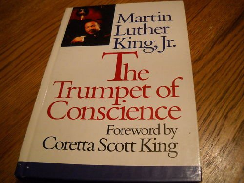 The Trumpet Of Conscience HB Martin Luther King Jr. 1968