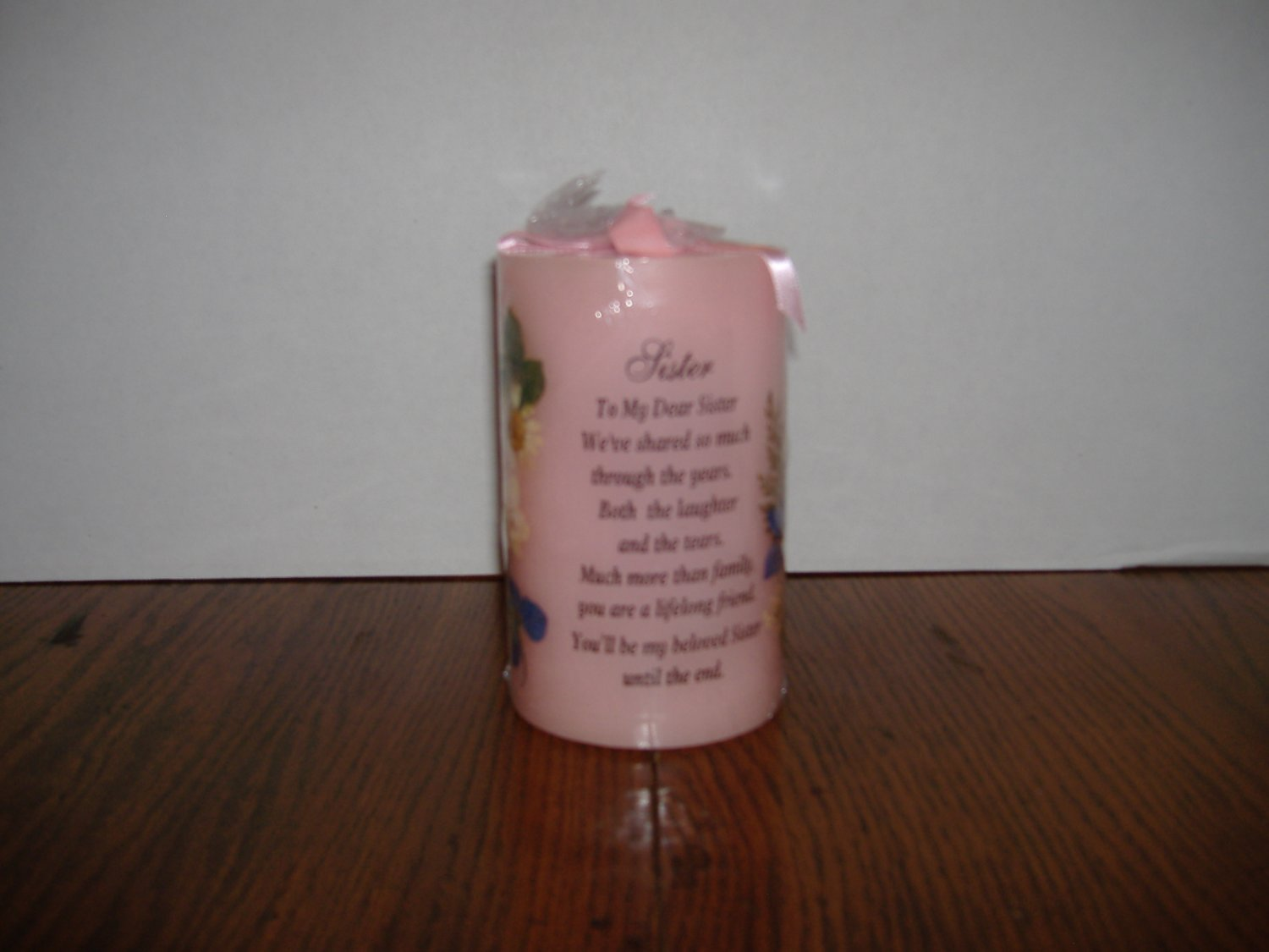 Sister Candle