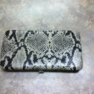 Women's Framed Clutch Wallet  by Mundi Accessories