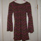 2 Ladies Bell Sleeve Tunic     Size S - M